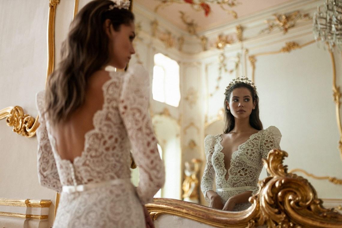 Daalarna Spring 2022 Bridal Collection. www.theweddingnotebook.com