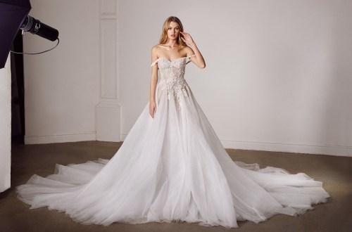 Galia Lahav Spring 2022 Bridal Collection. www.theweddingnotebook.com