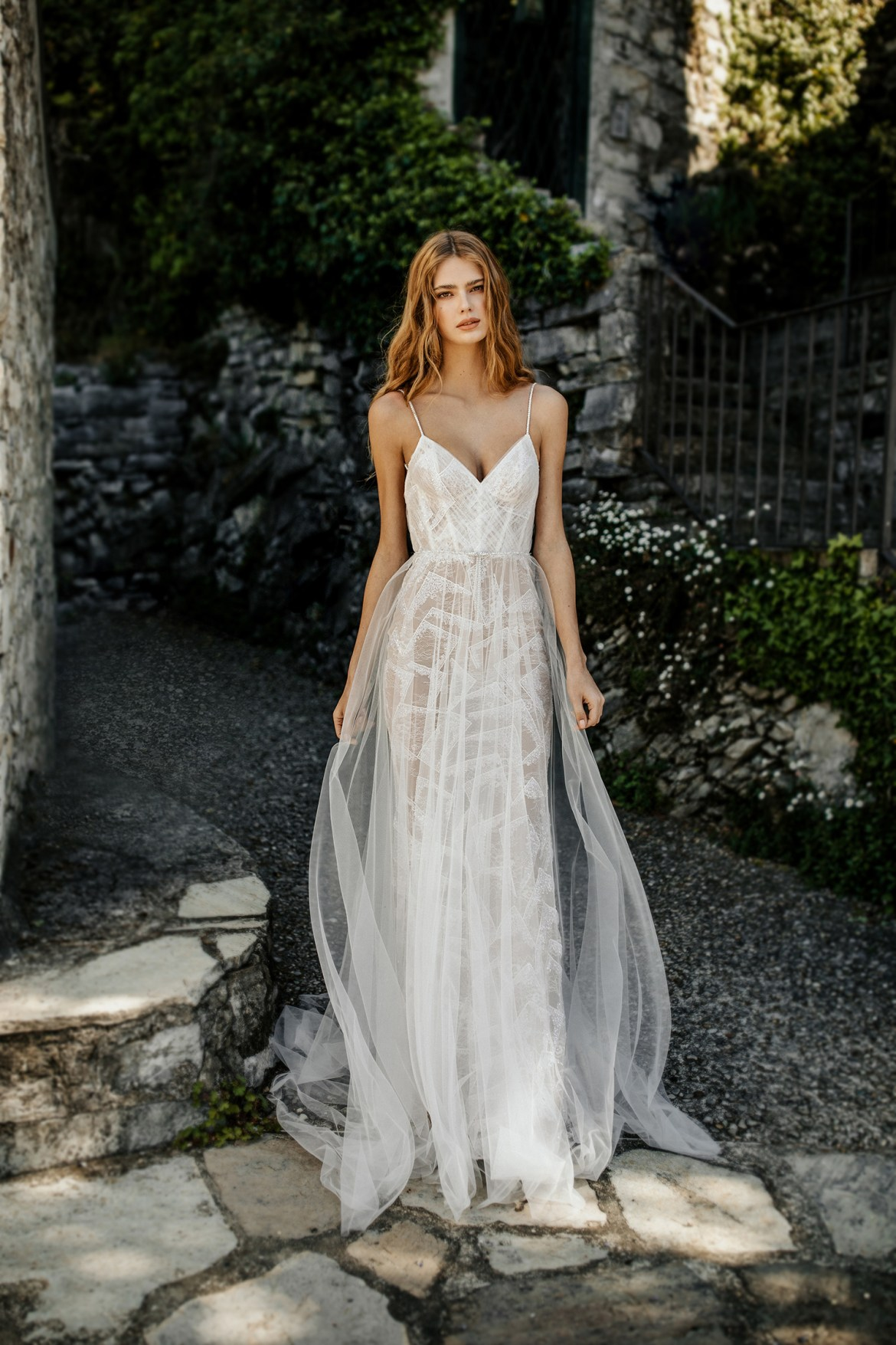 MUSE by Berta Spring 2022 Collection. www.theweddingnotebook.com