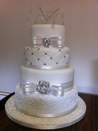 M And M Cakes Wedding Cakes For Sale Northern Ireland