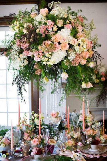 Floral Design: Village Vines Florists | Photo: HRM Photography | Venue: Elsie Perrin Williams Estate London