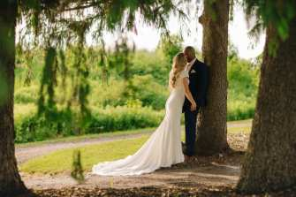 Venue: Rebel Creek Golf Club | Photographer: TJ Weddings