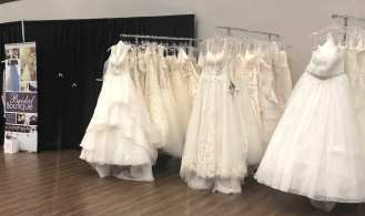 Gown Sale by Bridal Boutique