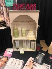 mary kay product display Photo recap newmarket wedding expo