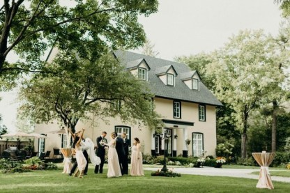 Photo courtesy of Northbrook Farm Weddings & Events