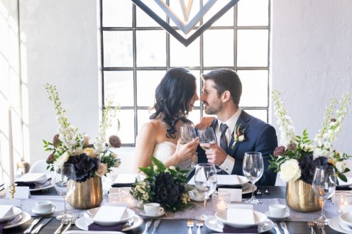 Venue: E.V.O Kitchen | Photo: Anne Edgar Photography