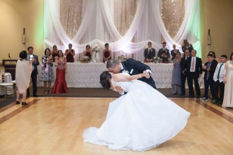 St. George Banquet Hall | Photo: Latte Productions Wedding Photography