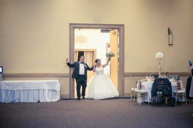 Venue: St. George Banquet Hall | Photo: Latte Productions Wedding Photography