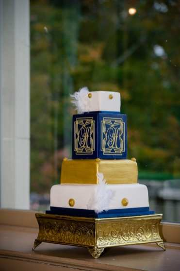 Cake: Passion for Cakes | Photo: Hildebrand Photography