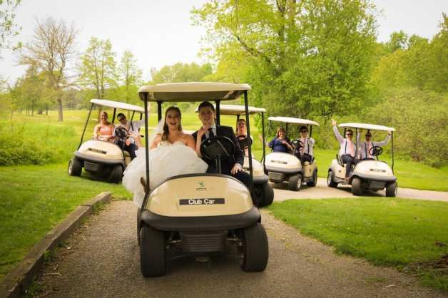 Venue: Beaverdale Golf Club | Photo: Salient Moments Photography