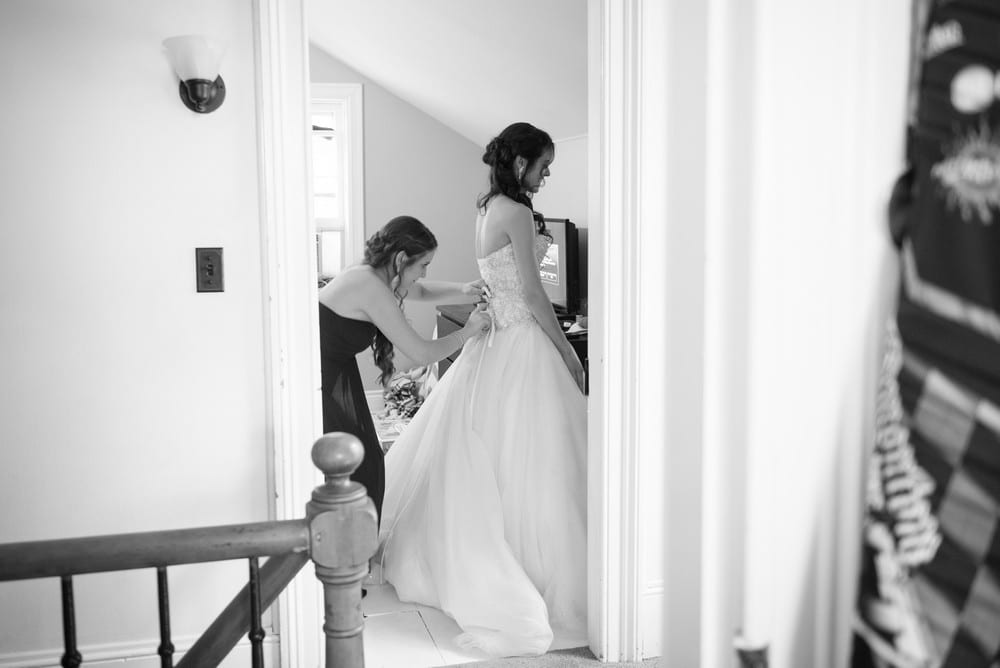 Dress: Creme Couture | Photo: Trina Koster Photography
