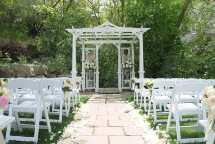Ancaster Mill| Decor and Photo: Sue Gallo Designs