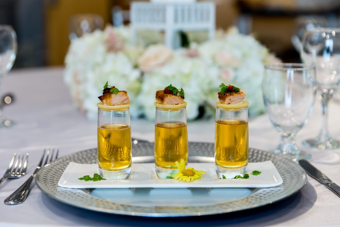 Catering: B·Elegant Catering & Events | Venue: Cambridge Hotel & Conference Centre | Photo: Gary Evans Photography