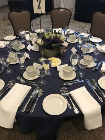 Venue: Crowne Plaza Kitchener-Waterloo
