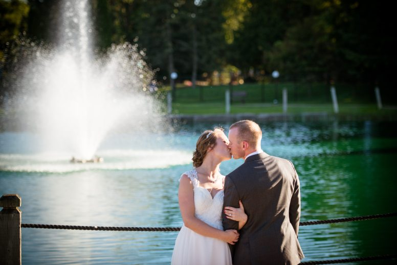 Venue: Bingemans | Photo: Latte Productions Wedding Photography