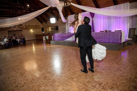 Photo: David + Kara Photography | Venue: Concordia Club