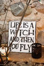 Halloween Themed Wedding | Photos: Life is Beautiful Photography | Planning: Day 2 Knight Events