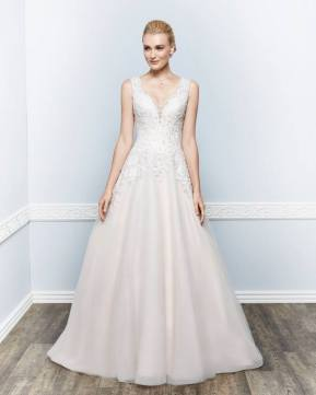 Gown found at Sew Stylish Wedding Works