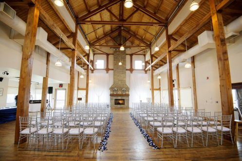Wedding at Grey Silo Golf Club | Photo: Spirits Intrigued Photography