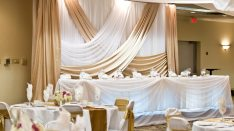 Sunbridge Hotel and Conference Centre Cambridge | Decor: The Creative Bride