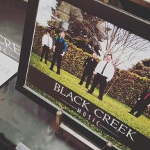 Black Creek Music | Brantford Wedding Expo Jan 2016