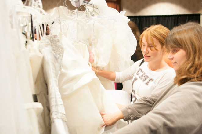 The Ring's Wedding Expo - Gown Sale