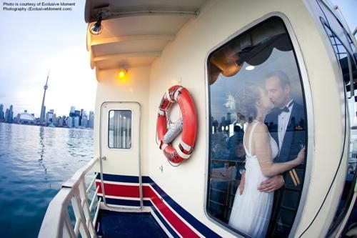 Mariposa Cruises Toronto Wedding Location Option