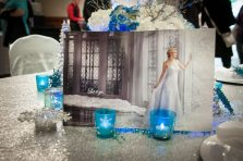 Photo Recap London Expo Best Western Plus Lamplighter Inn | Decor: High Gloss Weddings | Gown: Sew Stylish Wedding Works