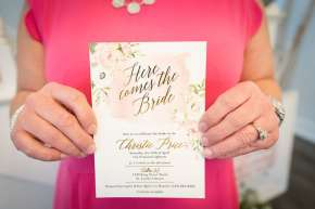 Stationery: Red Bicycle Paper Co. | Venue: Cellar 52 | Photo: A Nash Photograph