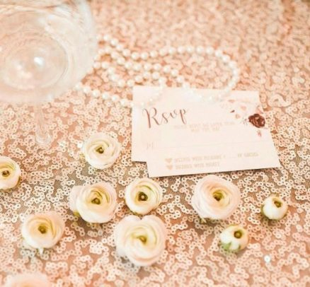 Photo: Julie Nicole Photography | Sationery featured at The Ring's Spring 2017 Cambridge Wedding Expo. Special thanks to La Petite Fleur!