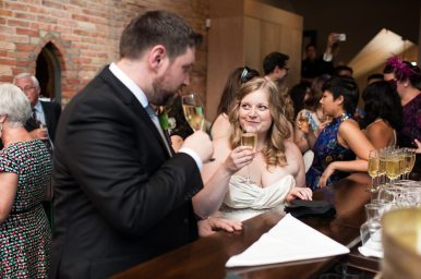 Reality Wedding at Revival House in Stratford ON | Photo: Re:action Photography
