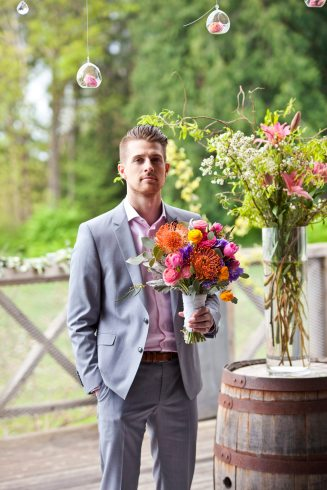 Photo: Landon Sveinson Photography | Venue: Sea Cider Farm House & Cidery