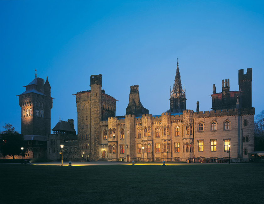 Cardiff Castle Weddings