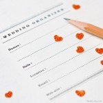 The Wedding Planner [Infographic]