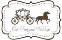 Our Fairytale Wedding Logo