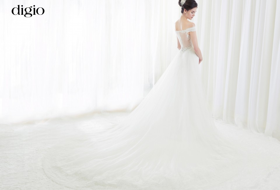 Digio Bridal Gown