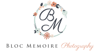 Bloc Memoire Photography Logo