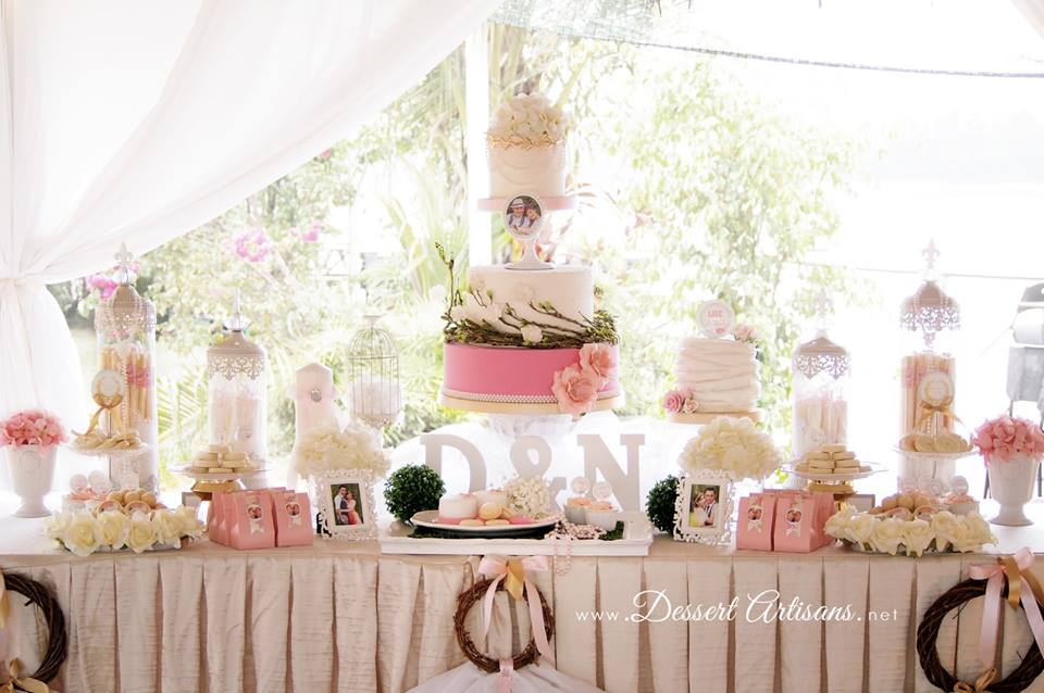Top 10 Wedding Dessert Table Caterers In Singapore The Wedding Vow