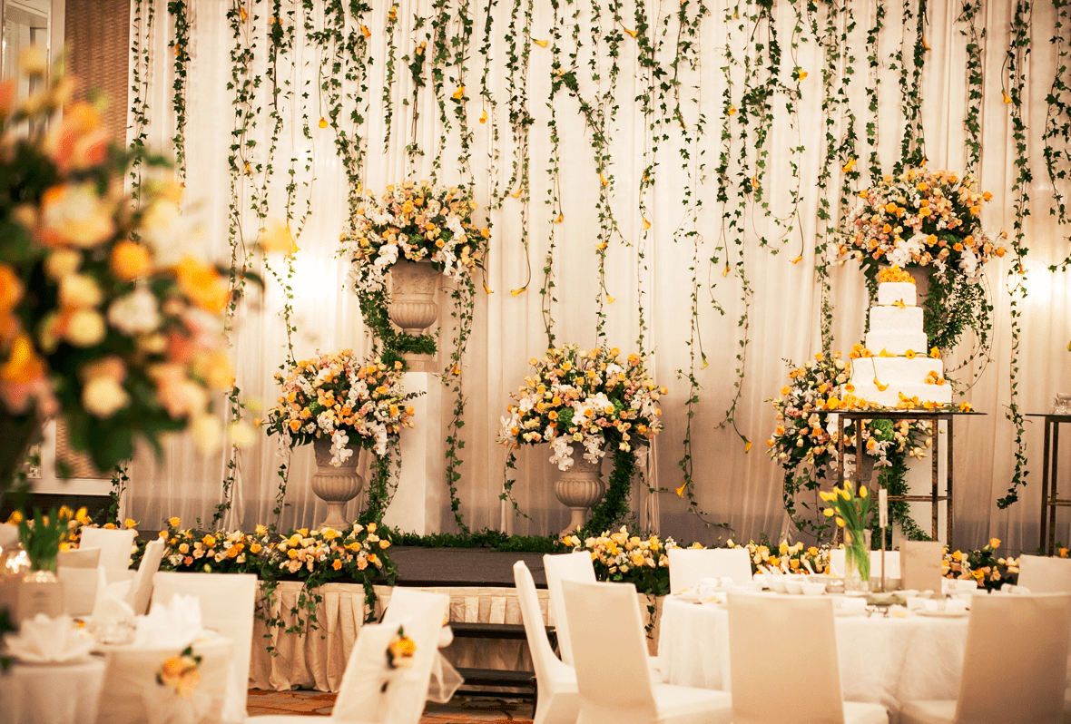 Top 10 wedding florists in singapore the wedding vow junglespirit Images