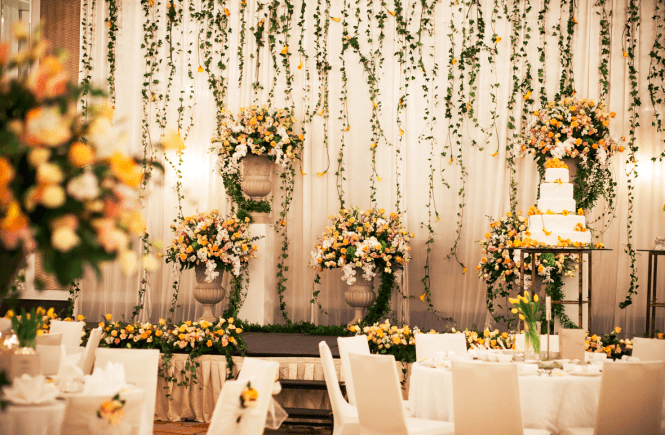 wedding florists singapore