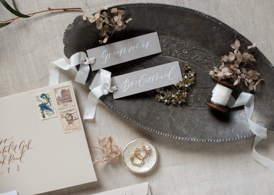 Gifts of Grace Design wedding decor and props singapore