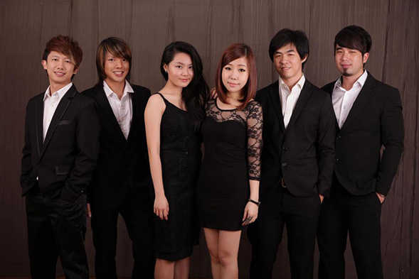 (2) White Ribbon Live Music