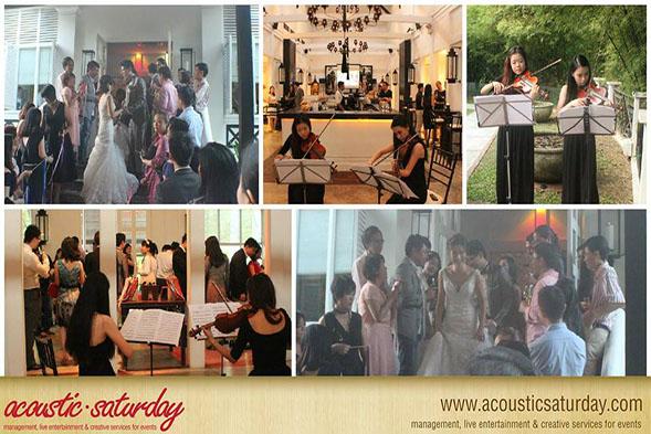 (3) Acoustic
