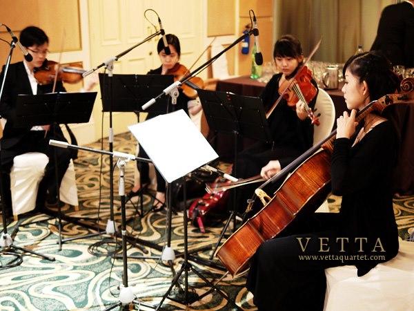 (9) Vetta Quartet