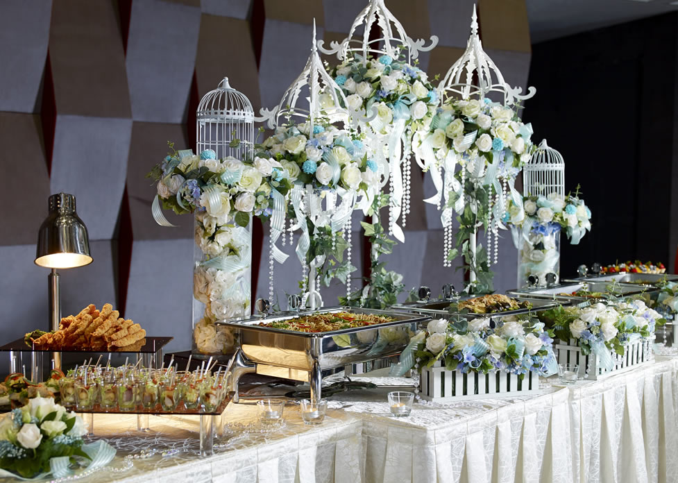 Top 10 Popular Wedding Caterers In Singapore The Wedding Vow