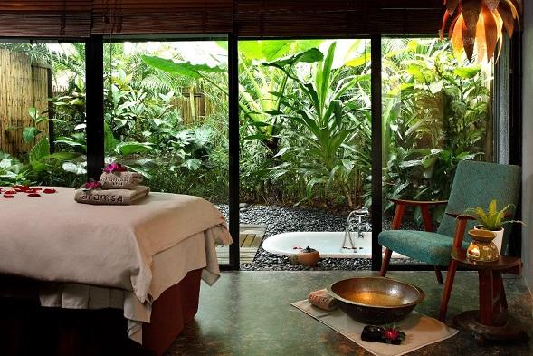 Top 10 Spas in Singapore - Aramsa- The Garden Spa