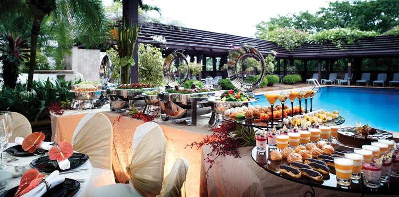 Bellygood by Tunglok Wedding Caterers Singapore