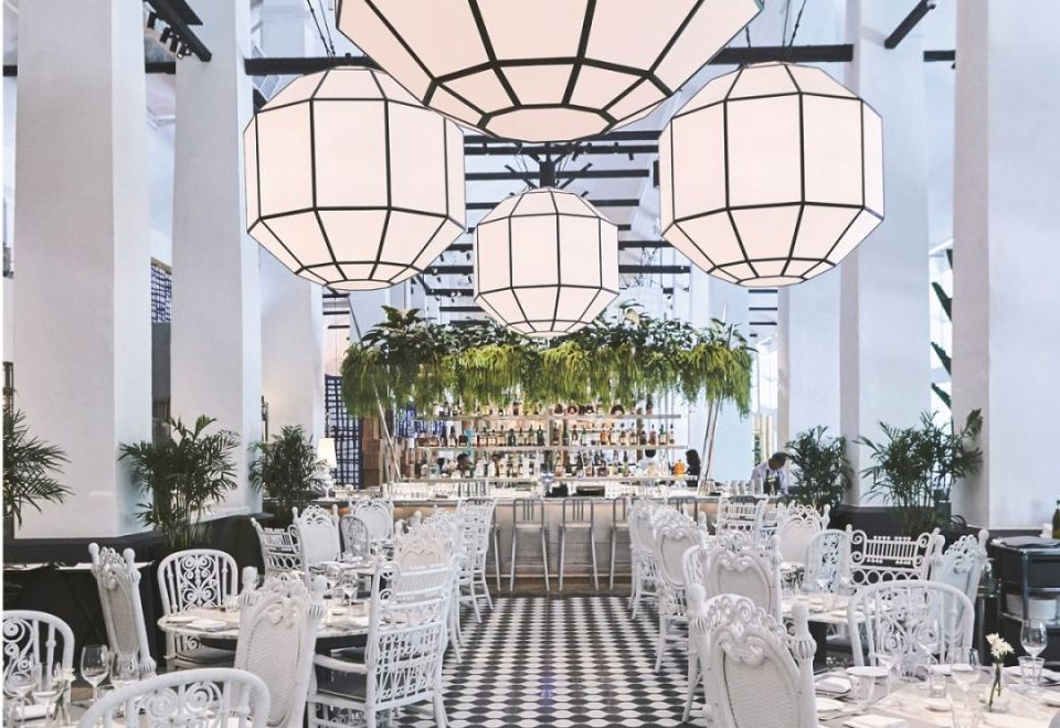 The Dempsey Cookhouse restaurant wedding venue singapore
