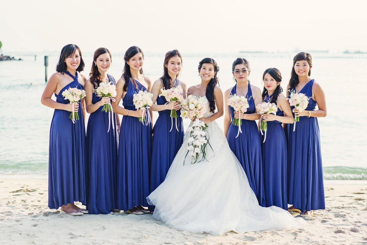 Top 10 bridesmaids dress shops and designers in the philippines stylish elegant bridesmaid dresses from the bmd shop ombrellifo Gallery