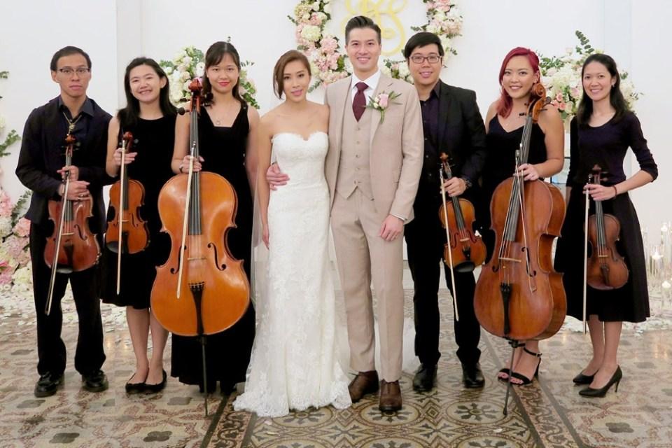 Vetta Wedding Live Band Singapore